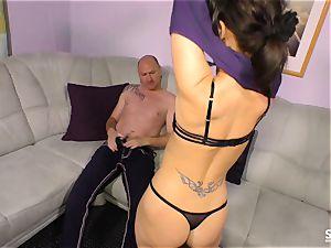 SexTape Germany - hump gauze with a German fledgling honey