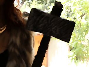 Alison Tyler and Jayden Cole are lezzy vikings