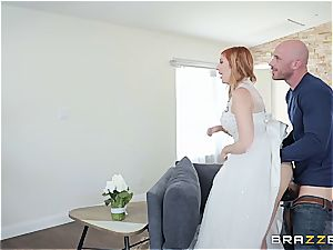 mischievous bride just wants to have one last fling