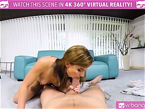 VR PORN-Hot sandy-haired Take a enormous bone and loves it
