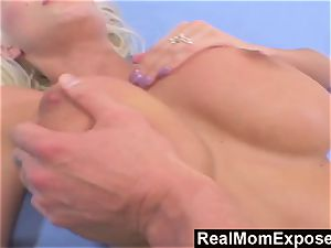 RealMomExposed please drill My gigantic breasted mom