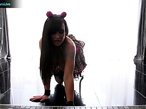 epic honey Lisa Ann luvs having orgy