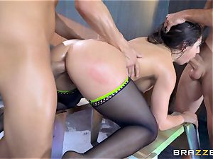 Abella Danger boinked in her rectum