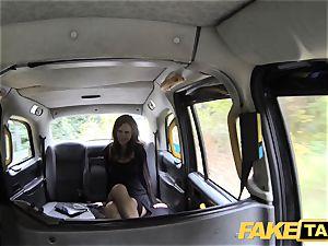 fake cab Posh women turgid vag and booty plowed